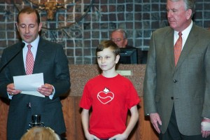 CHD Proclamation Reading